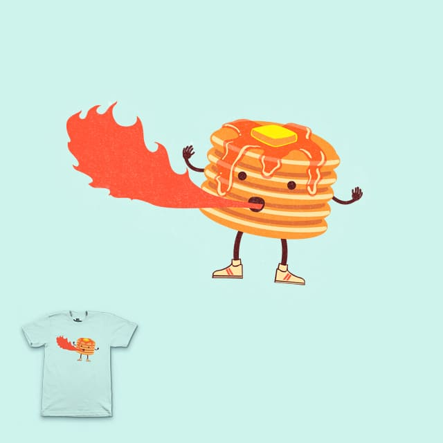 HOTcakes by TangYauHoong on Threadless