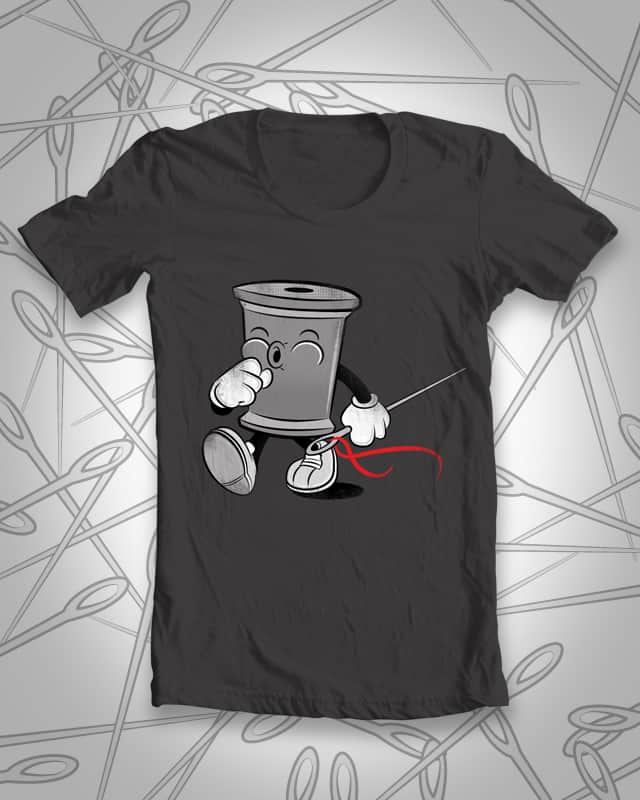 Bill Bobbington by rich_umetoys on Threadless