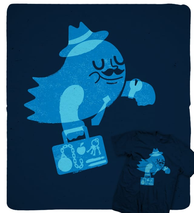 A twelve to Five Job by DeeDeeKid on Threadless