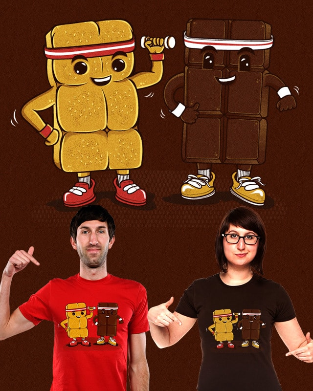 Let's get physical by dandingeroz on Threadless