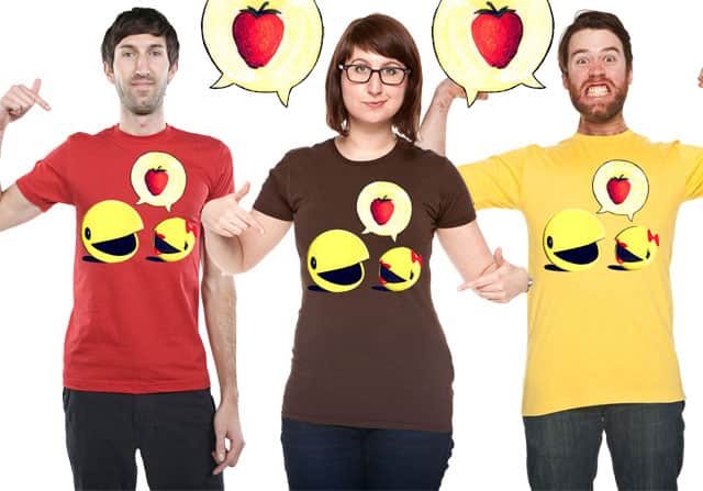 Love at first bite by Humbee77 on Threadless