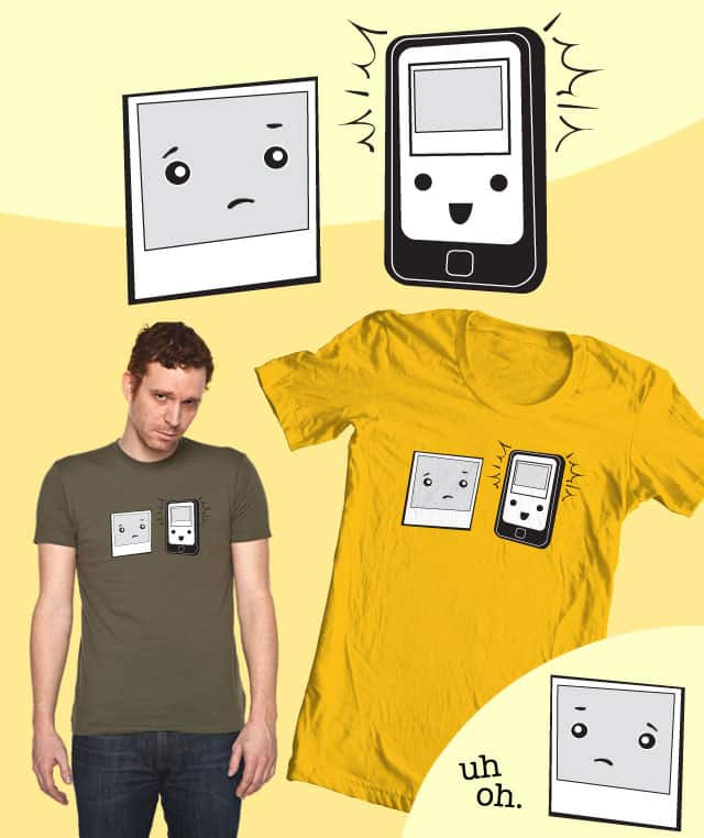 ...this can't be good. by fglass04 on Threadless