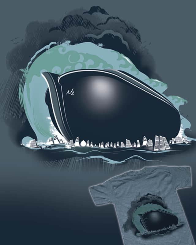 Noah's Ark 2 by mr.tooot on Threadless