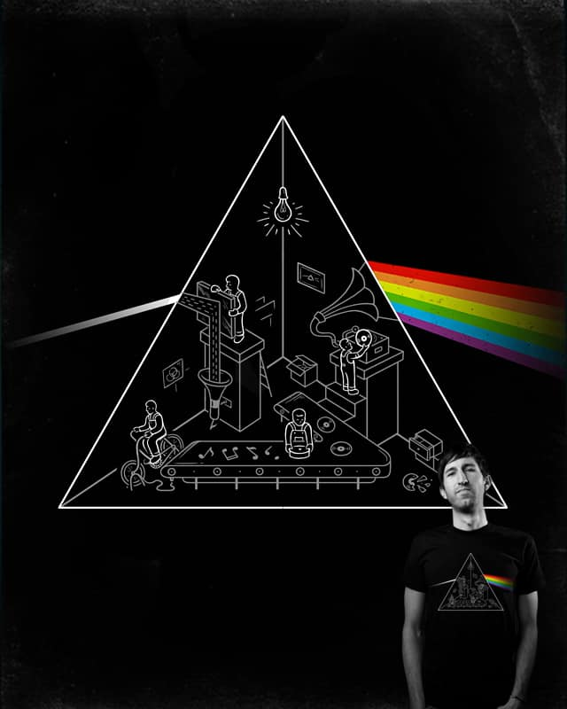 The Dark Side Of the Process by buko on Threadless