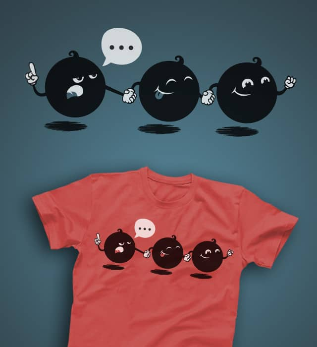 Dot, Dott and Don´t by italiux on Threadless