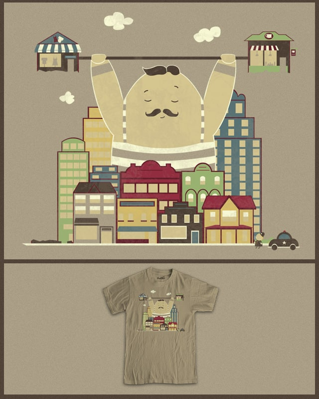 Shoplifter! by TeoZ on Threadless