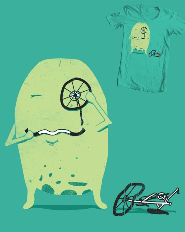 the monocle debacle by campkatie on Threadless