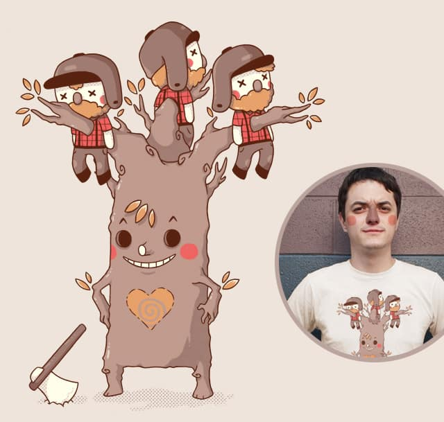 nice tree by Bisparulz on Threadless
