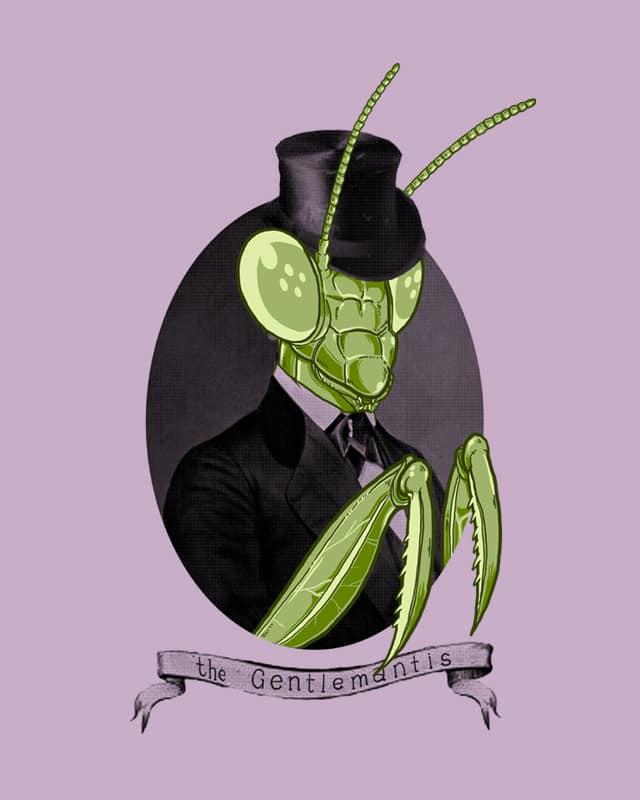 The Gentlemantis by moulin bleu on Threadless