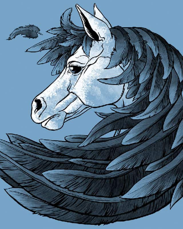 HorseFeathers by mreisel on Threadless