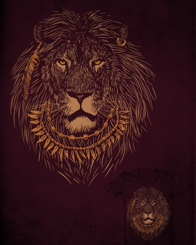 African King by chelo jm on Threadless