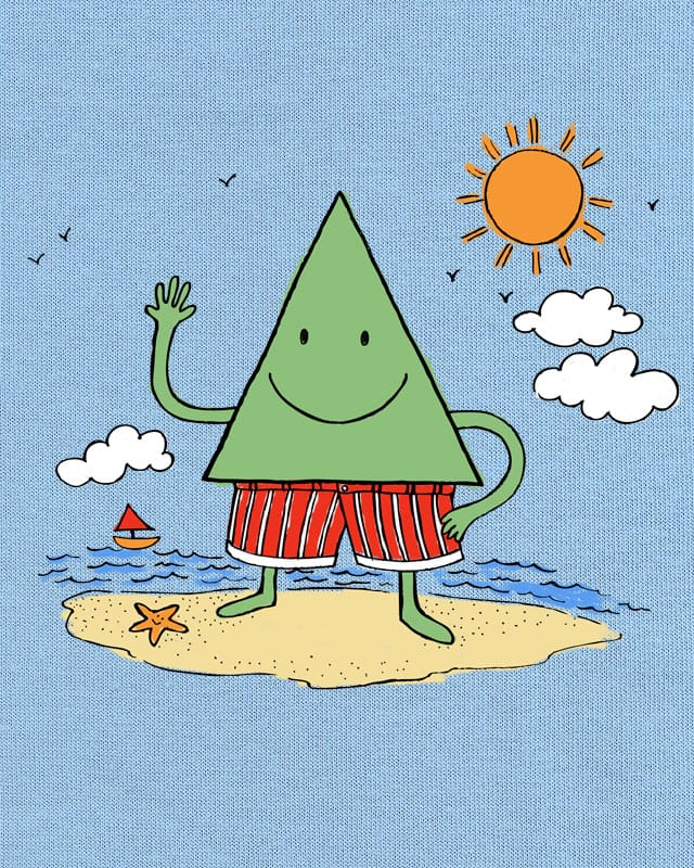 The Bermuda Triangle by TOSOMB on Threadless