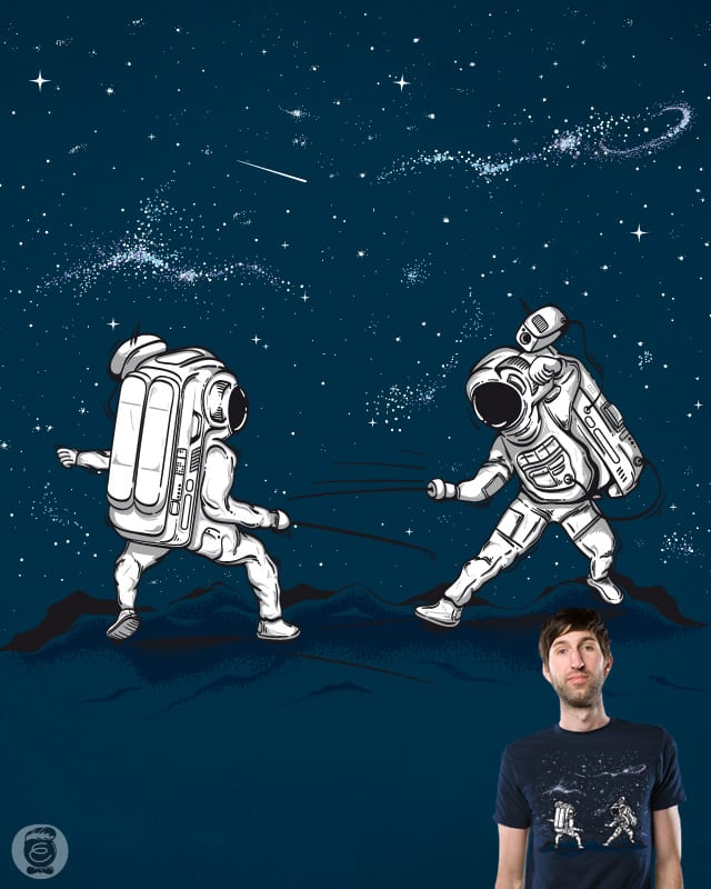Fencing at a higher Level by Robert_Richter on Threadless