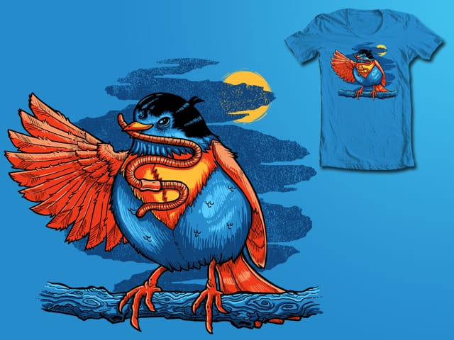 It's A Bird! by Ste7en on Threadless