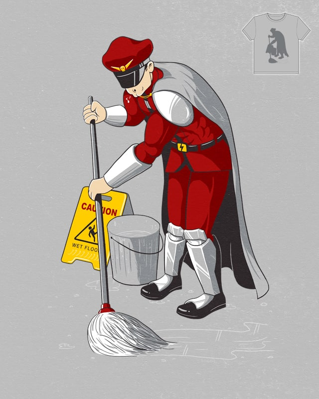 general cleaning by dock icon on Threadless