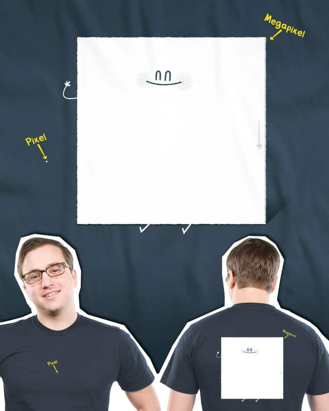 Very Megapixel by tawan on Threadless
