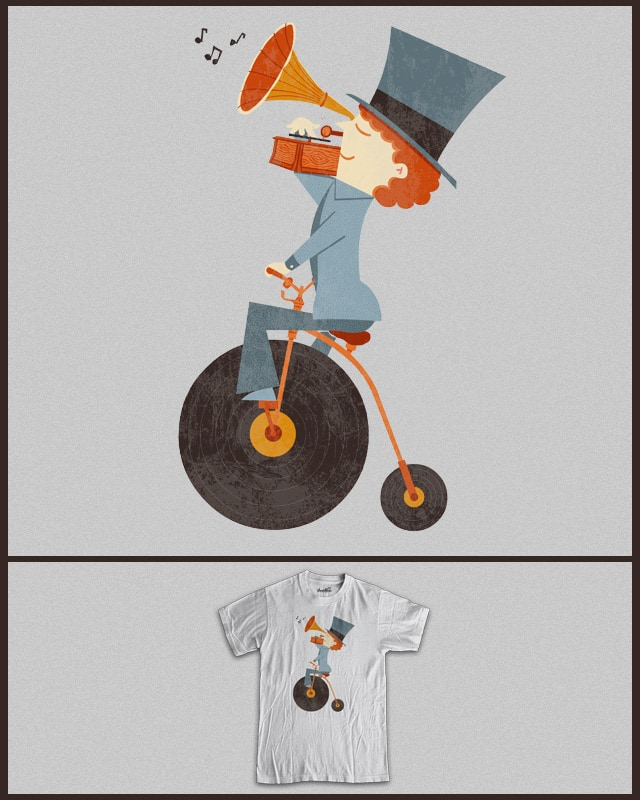 How We Used To Roll by TeoZ on Threadless