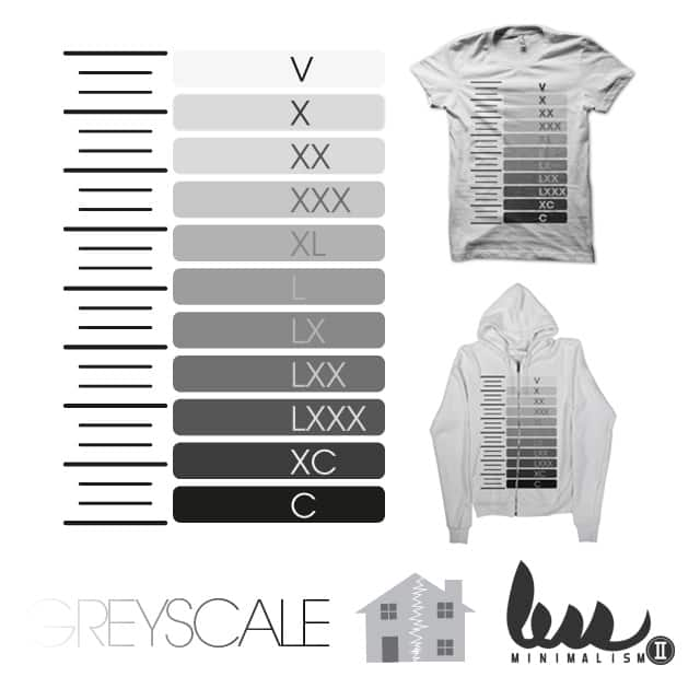 Greyscale by craquehaus on Threadless
