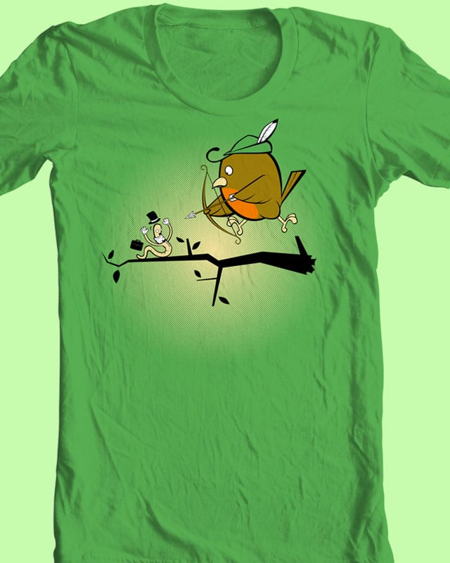 Robin Hood by cmartz on Threadless