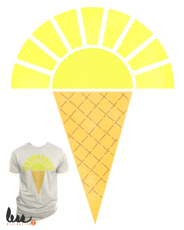 Sunshine Ice by Bramish on Threadless