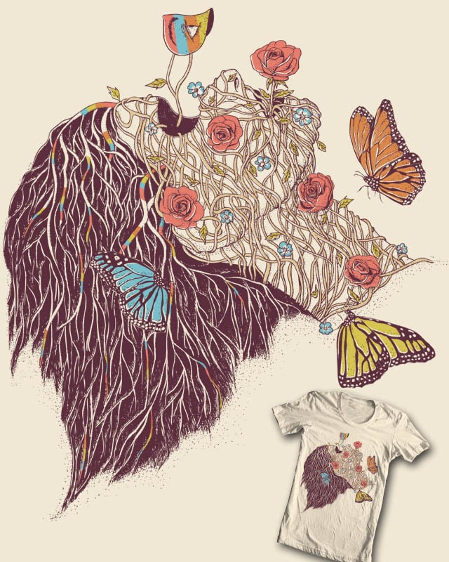 A Beautiful Decay by fhigi25 on Threadless