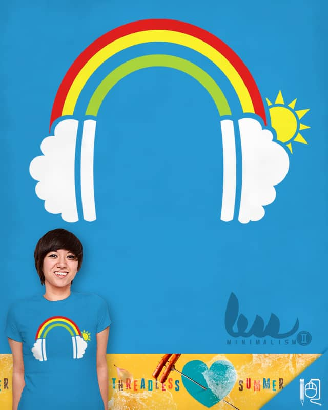 Rainbowphones by rodrigobhz on Threadless