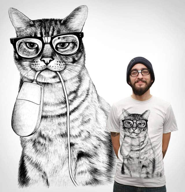 MacCat by florever on Threadless