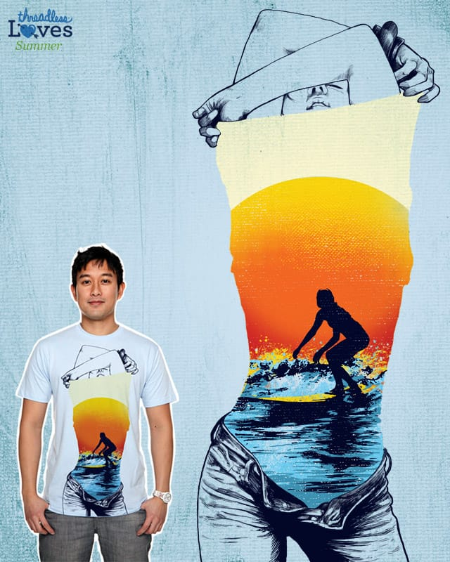 Summer Scene by fathi on Threadless