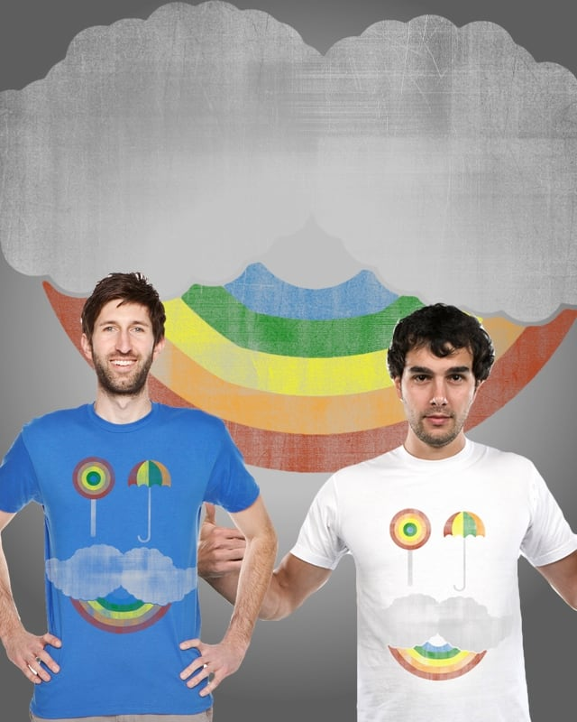 raaaainbows by pia.tra on Threadless