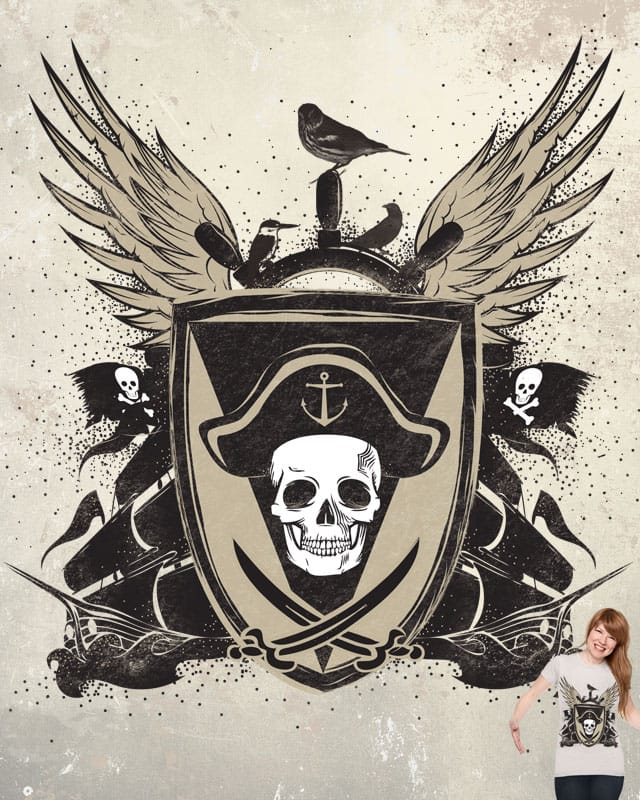Union of Pirates by ainz_o on Threadless