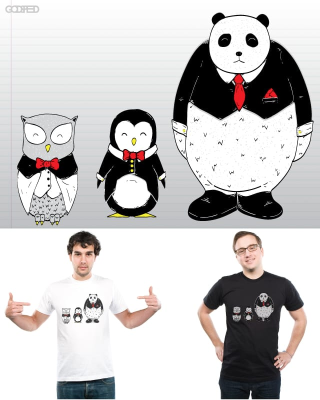 All Suited Up by DarthRama on Threadless