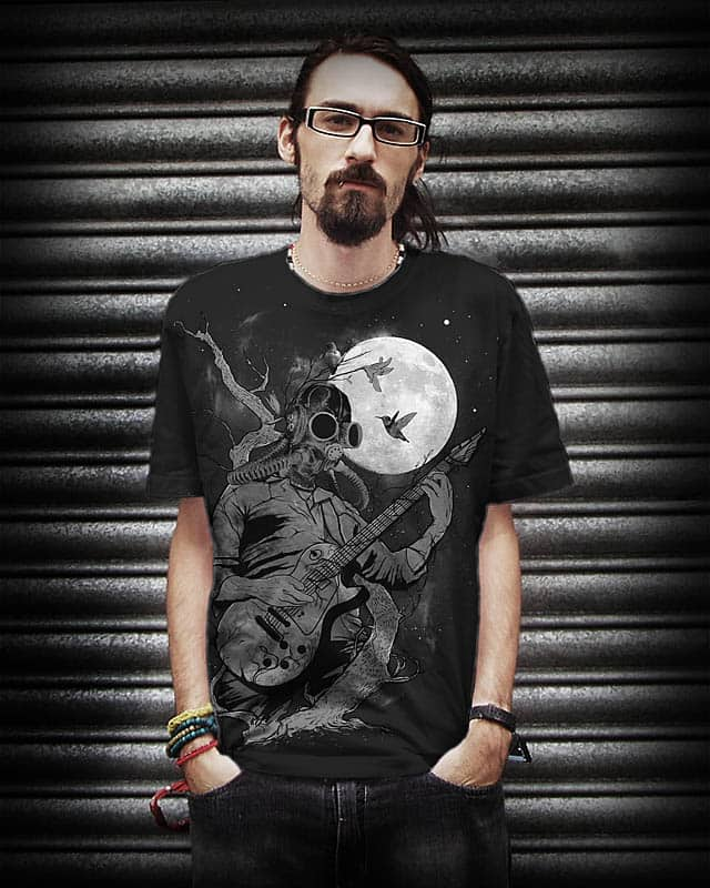 Still Remains by nicebleed on Threadless