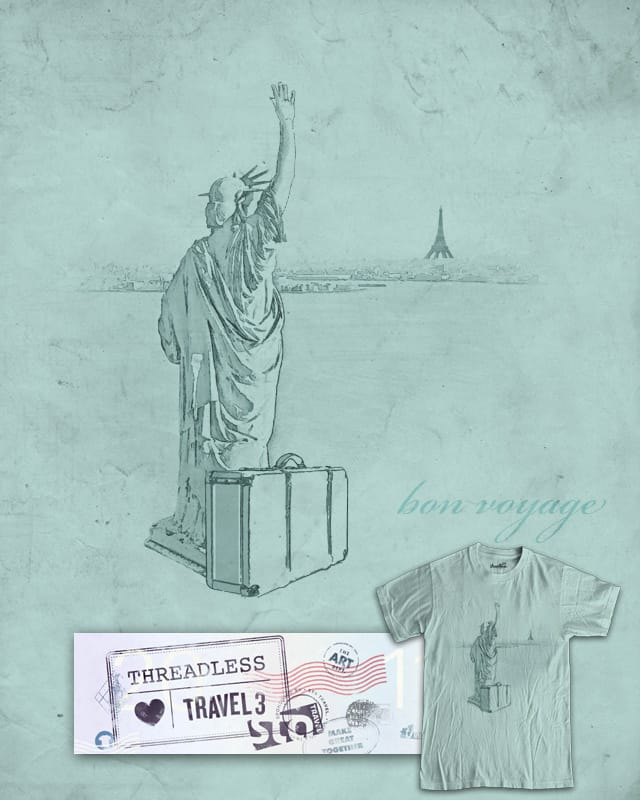 bon voyage by jerbing33 on Threadless