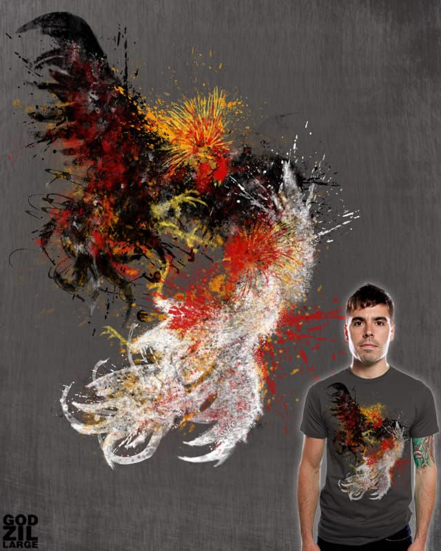 THIS IS SPARTAN!! by GODZILLARGE on Threadless