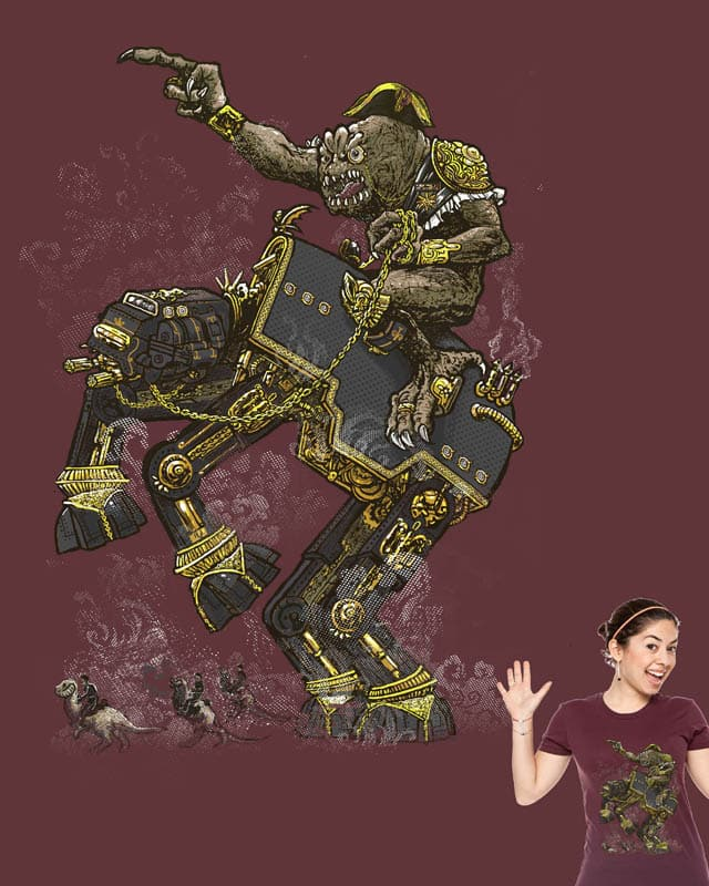 RANConquerOR the first by choubaka360 on Threadless