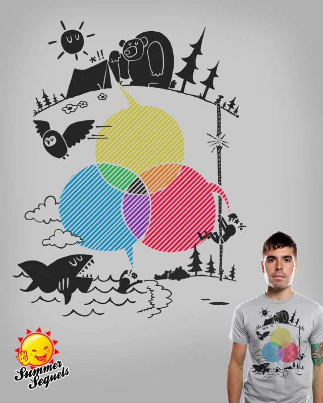 Colorful Language by baumer5 on Threadless