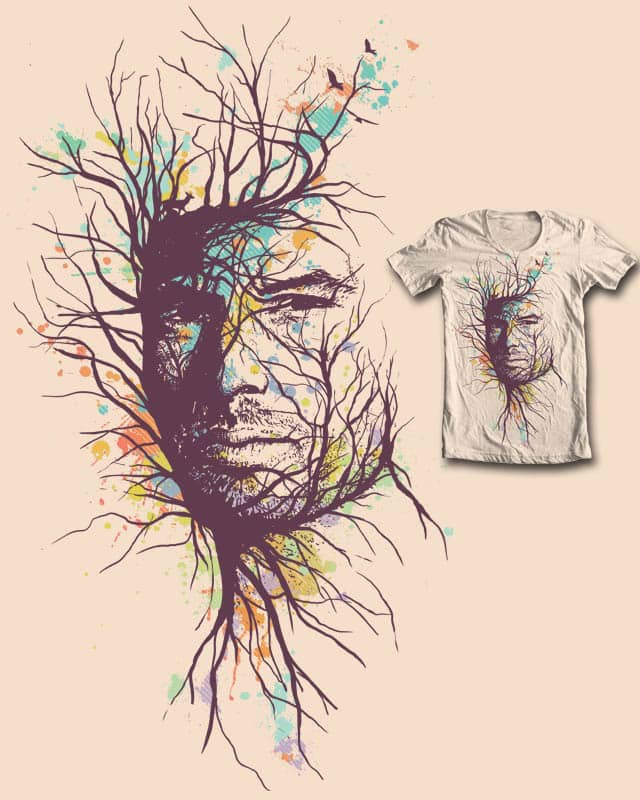 Natural Existence by fhigi25 on Threadless