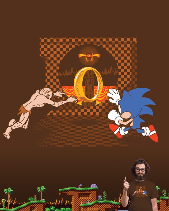 Precious Power Up by FRICKINAWESOME on Threadless
