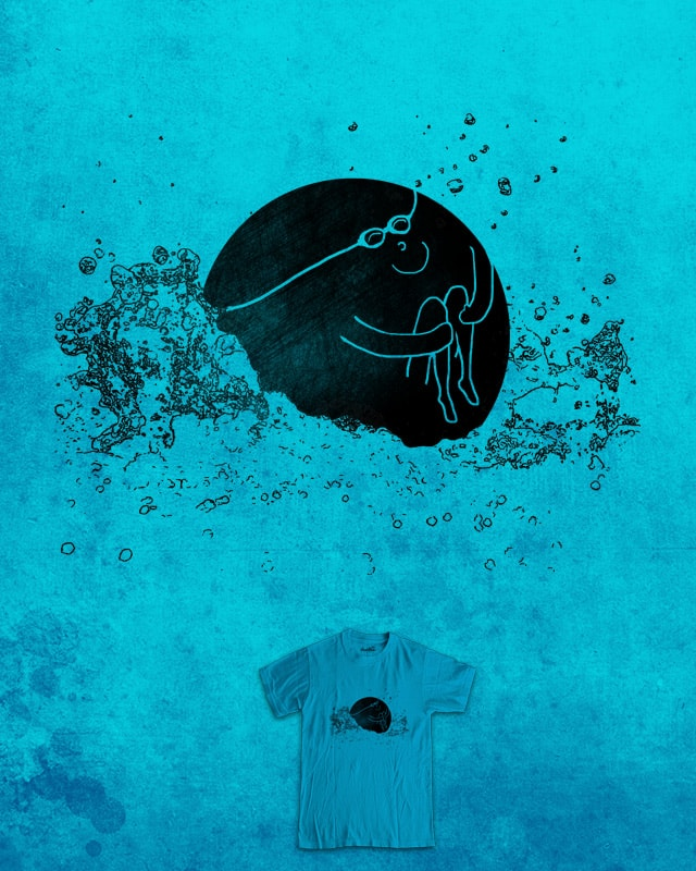 CANNONBALL! by jerbing33 on Threadless