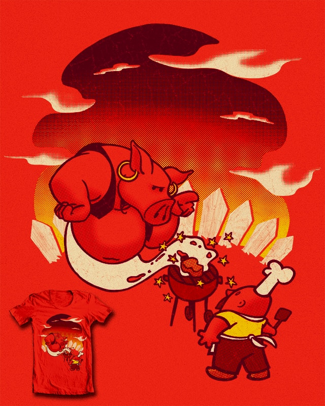 Your wish is my dish by ivanrodero on Threadless