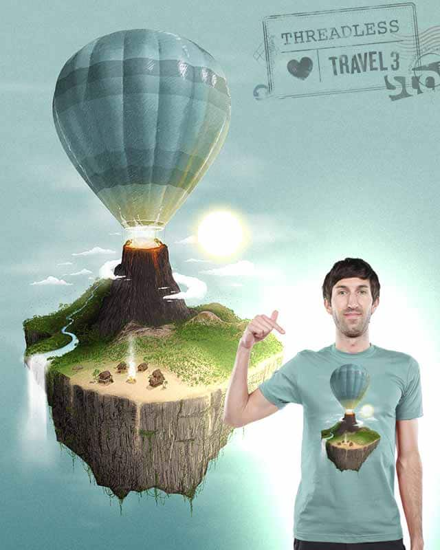 The Great Tropical Escape by Santo76 on Threadless