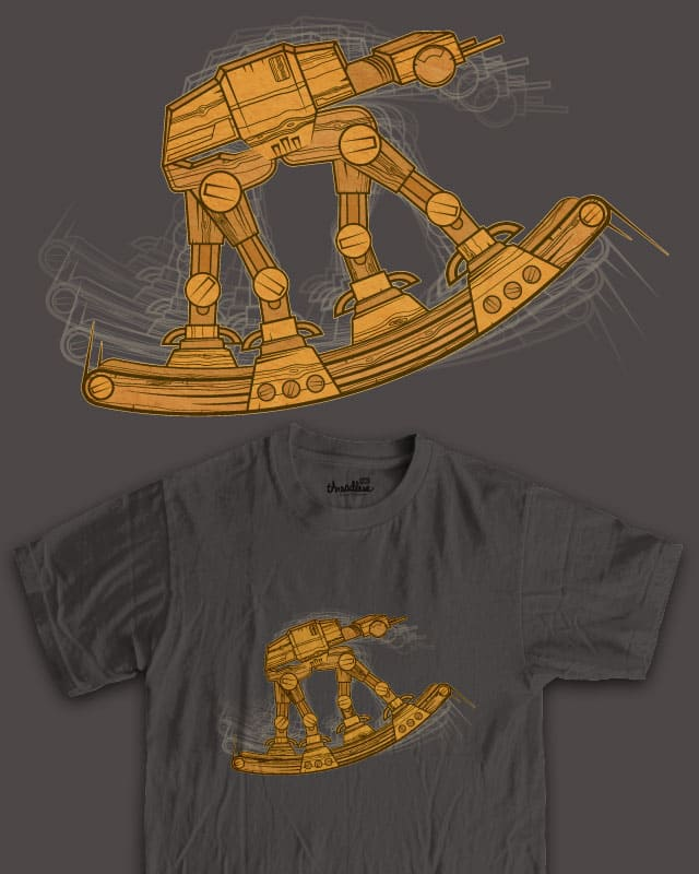 Rocking AT-AT by yanmos on Threadless