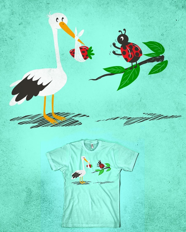 Wrong Delivery by kooky love on Threadless
