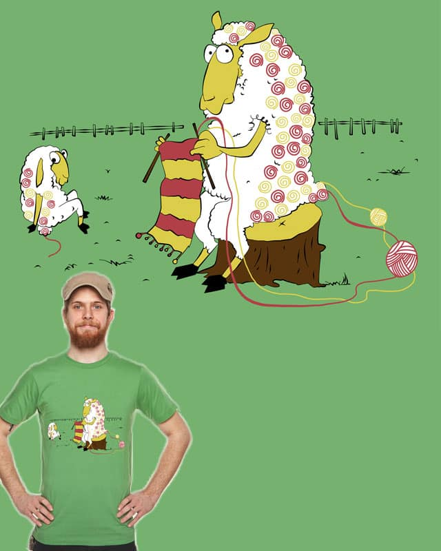 Self-sufficient by bandy on Threadless