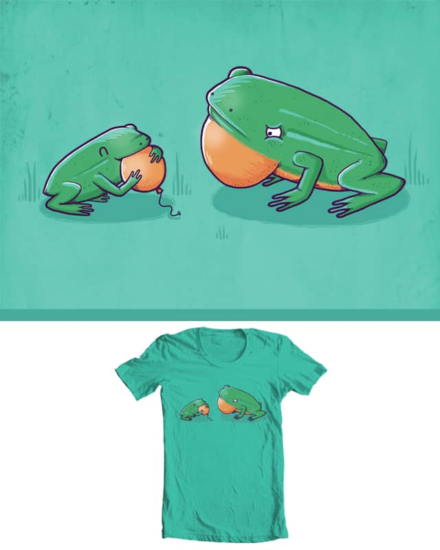 Just like you by randyotter3000 on Threadless