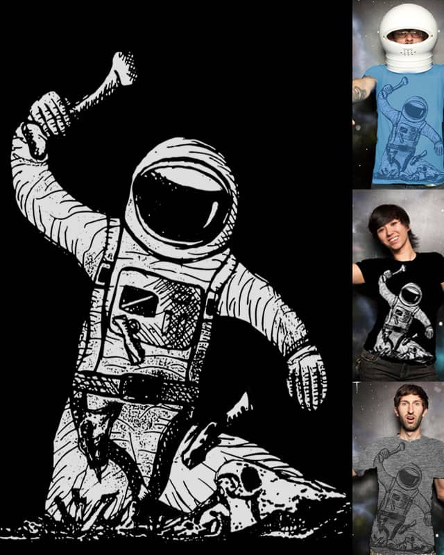 A Space Oddity by ArTrOcItY on Threadless