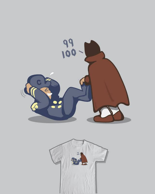 Morning Workout! by nathanwpyle at gmail.com on Threadless