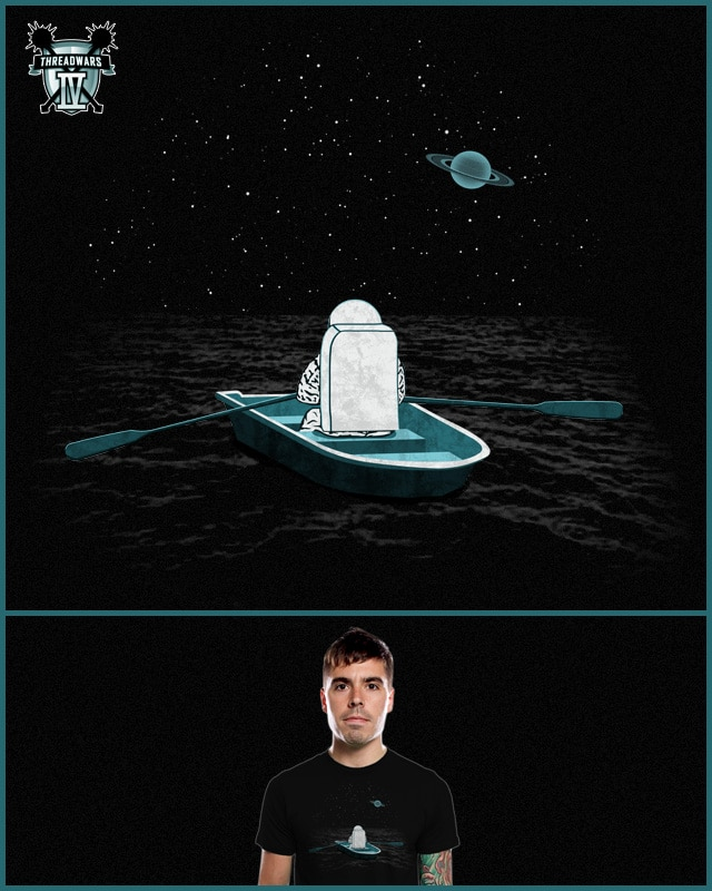 A Space Odyssey by TeoZ on Threadless