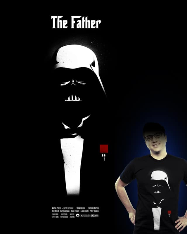 The Father by mathiole on Threadless