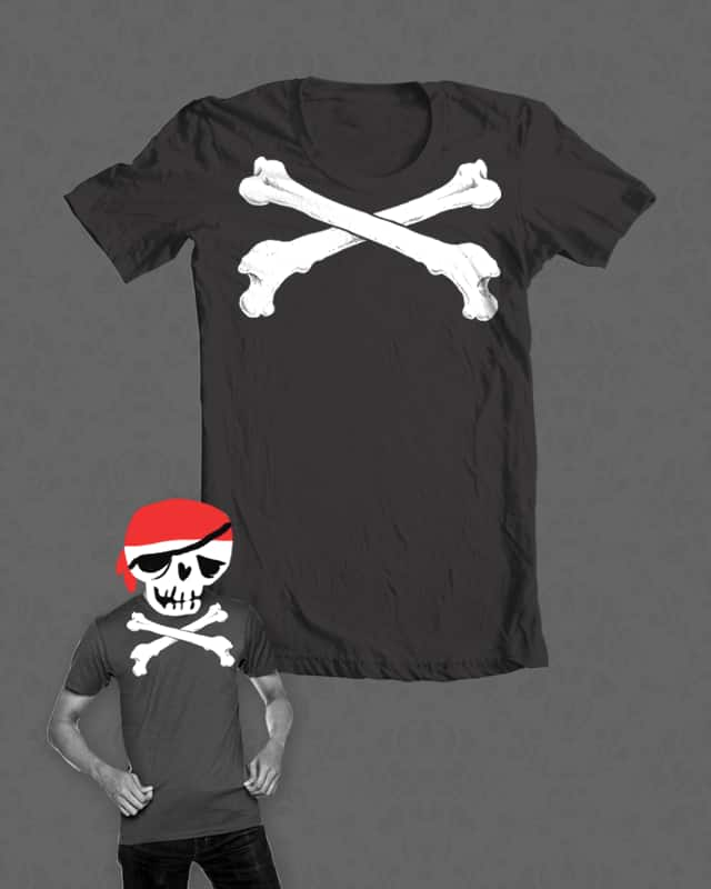 The Jolly Roger by Hat_Boy on Threadless